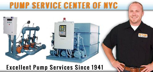 Trusted Pump Service in NYC