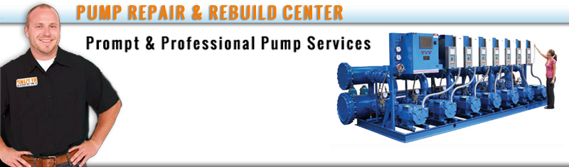 Pump Rebuild NYC